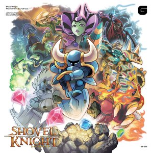 Image for 'Shovel Knight The Definitive Soundtrack'