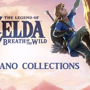Image for 'The Legend Of Zelda: Breath of the Wild Soundtrack Selection (26 Tracks for Flute & Piano)'