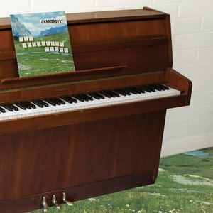 Image for 'The Sophtware Slump ..... on a wooden piano'