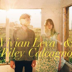 Image for 'Vivian Leva & Riley Calcagno'