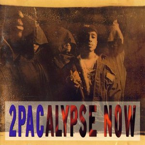 Image for '2Pacalypse Now'