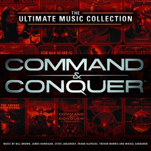 Image for 'Command & Conquer™: The Ultimate Music Collection'