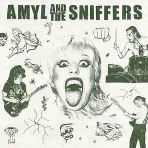 Image for 'Amyl and the Sniffers'