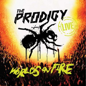 Image for 'Live - World's On Fire'