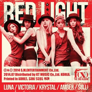 Image for 'RED LIGHT - The 3rd Album'