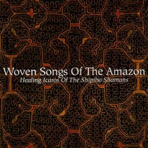 Imagen de 'Woven Songs Of The Amazon: Healing Icaros Of The Shipibo Shamans'