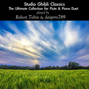 Image for 'Studio Ghibli Classics: The Ultimate Collection for Flute & Piano Duet'