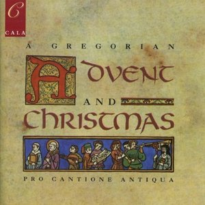 Image for 'A Gregorian Advent and Christmas'