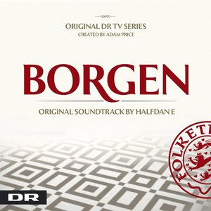 Image for 'Borgen (Music from the Original TV Series)'