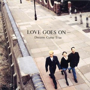 Image for 'LOVE GOES ON …'