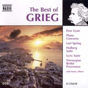 Bild für 'The Best of Grieg'