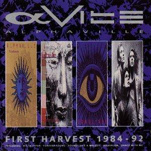 Image for 'First Harvest: The Best of Alphaville 1984-1992'