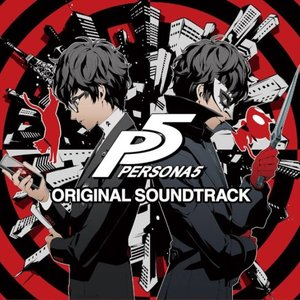 Image for 'PERSONA5 ORIGINAL SOUNDTRACK'