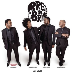 Image for 'Preto no Branco (Ao Vivo)'