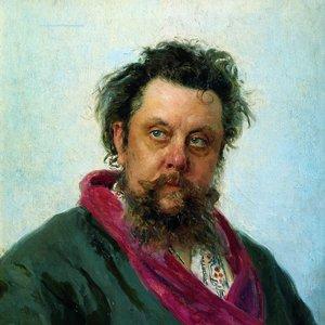 Bild für 'Modest Petrovich Mussorgsky'