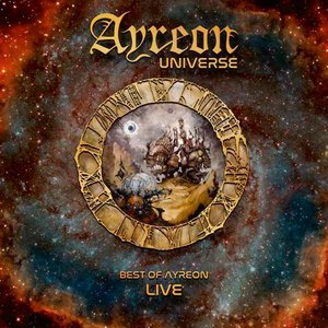Image for 'Ayreon Universe (Live)'