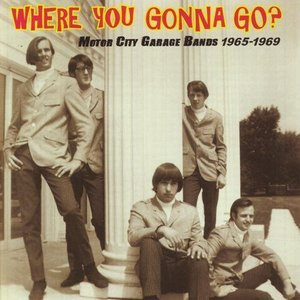 Image for 'Where You Gonna Go? (Motor City Garage Bands 1965-1969)'
