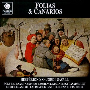 Image for 'Folias & Canarios'