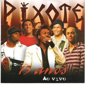 Image for 'ao vivo 15 anos'