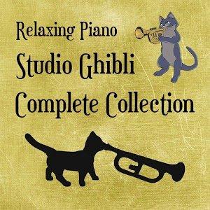 Imagen de 'Relaxing Piano: Studio Ghibli Complete Collection'