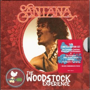 Image for 'The Woodstock Experience (Disc1) Santana'