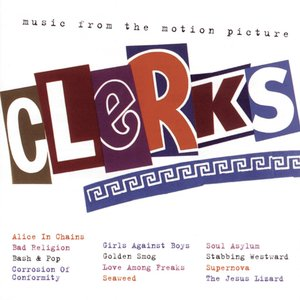 Image for 'Music from the Motion Picture Clerks'