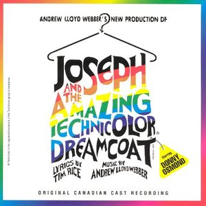 Image for 'Joseph and the Amazing Technicolor Dreamcoat (Canadian Cast Recording)'