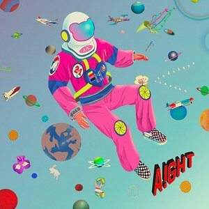 Image for 'JUNG DAE HYUN 1st Single Album 'Aight''