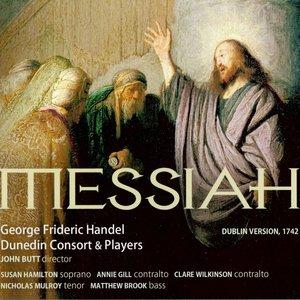Image for 'Handel: Messiah (Dublin Version, 1742)'