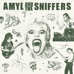 Zdjęcia dla 'Amyl and the Sniffers'