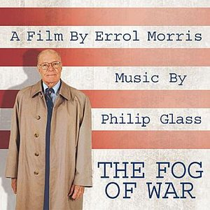 Image for 'Philip Glass: The Fog of War'