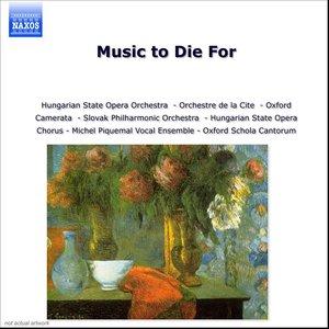 Imagen de 'Requiem - Music To Die For'