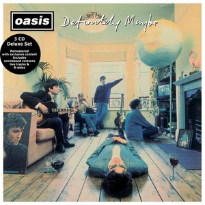 Image for 'Definitely Maybe [Deluxe Edition]'