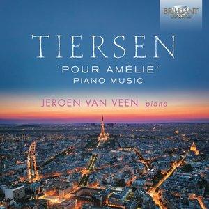 """Image for 'Tiersen: """"Pour Amélie"""" Piano Music'"""