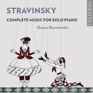 Image for 'Stravinsky: Complete Music for Solo Piano'