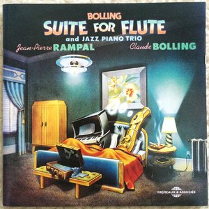 Image for 'Bolling Rampal - Suite for Flute and Jazz Piano Trio'