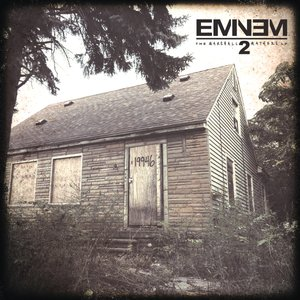 Image for 'The Marshall Mathers LP 2'