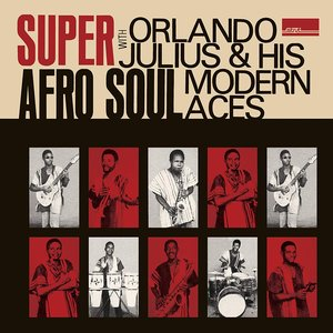 Image pour 'Super Afro Soul'