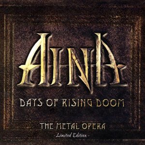 Image for 'Days of Rising Doom: The Metal Opera'