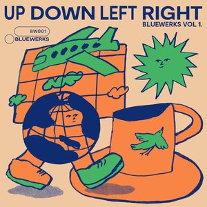Image for 'Bluewerks Vol. 1: Up Down Left Right'