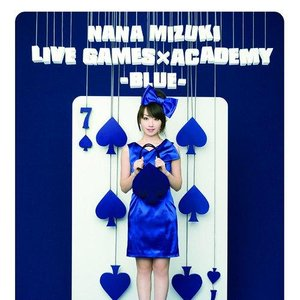 Bild für 'NANA MIZUKI LIVE GAMES×ACADEMY -BLUE-'