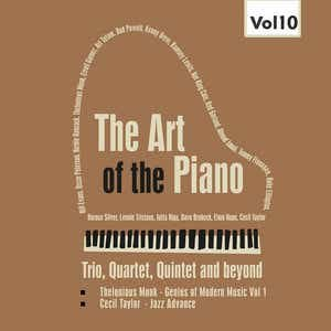 Image for 'The Art of the Piano, Vol. 10'