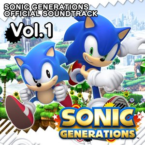 Image for 'SONIC GENERATIONS OFFICIAL SOUNDTRACK (Vol.1)'