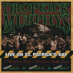 Image for 'Live on St. Patrick's Day'