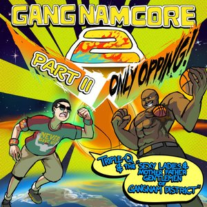 Image for 'GANGNAMCORE 2, Part II: ONLY OPPING!'