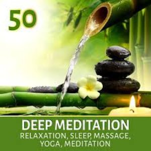 Image for 'Deep Meditation 50: Relaxation & Sleep, Yoga, Meditation, Massage, Healing Music with Nature Sounds'