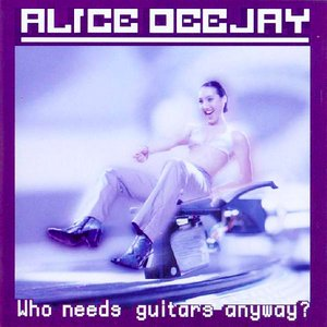 Image for 'Who Needs Guitars Anyway?'