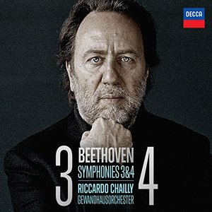 Image for 'Beethoven: Symphonies Nos.3 & 4'