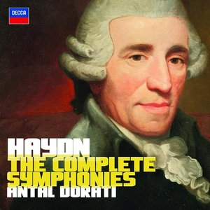 Image for 'Haydn: The Complete Symphonies'