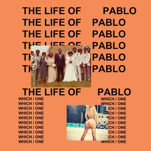 Image for 'The Life Of Pablo'